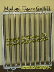 Ölkühler ZT 300/303/320/323