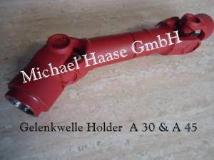 joint shaft Holder A30/45 WOM Holder A30/45 Cardan Holder A30/45 Kloubový hridel Holder A30/45 Kardántegely Holder A30/45